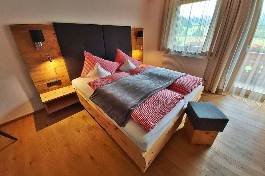 entspannen & wohlfühlen im Doppelzimmer ©Lexnerhof
