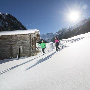 Schneeschuhwandern Schönachtal ©Johannes Sautner (Zillertal Arena)