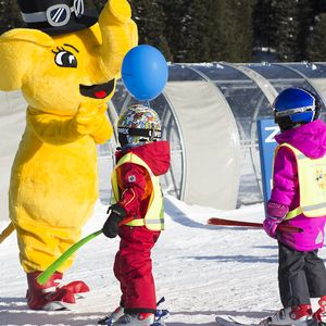 Kinder-Skischule ©Johannes Sautner (Zillertal Arena)